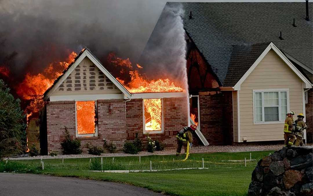 5 Steps: What to Do After a House Fire