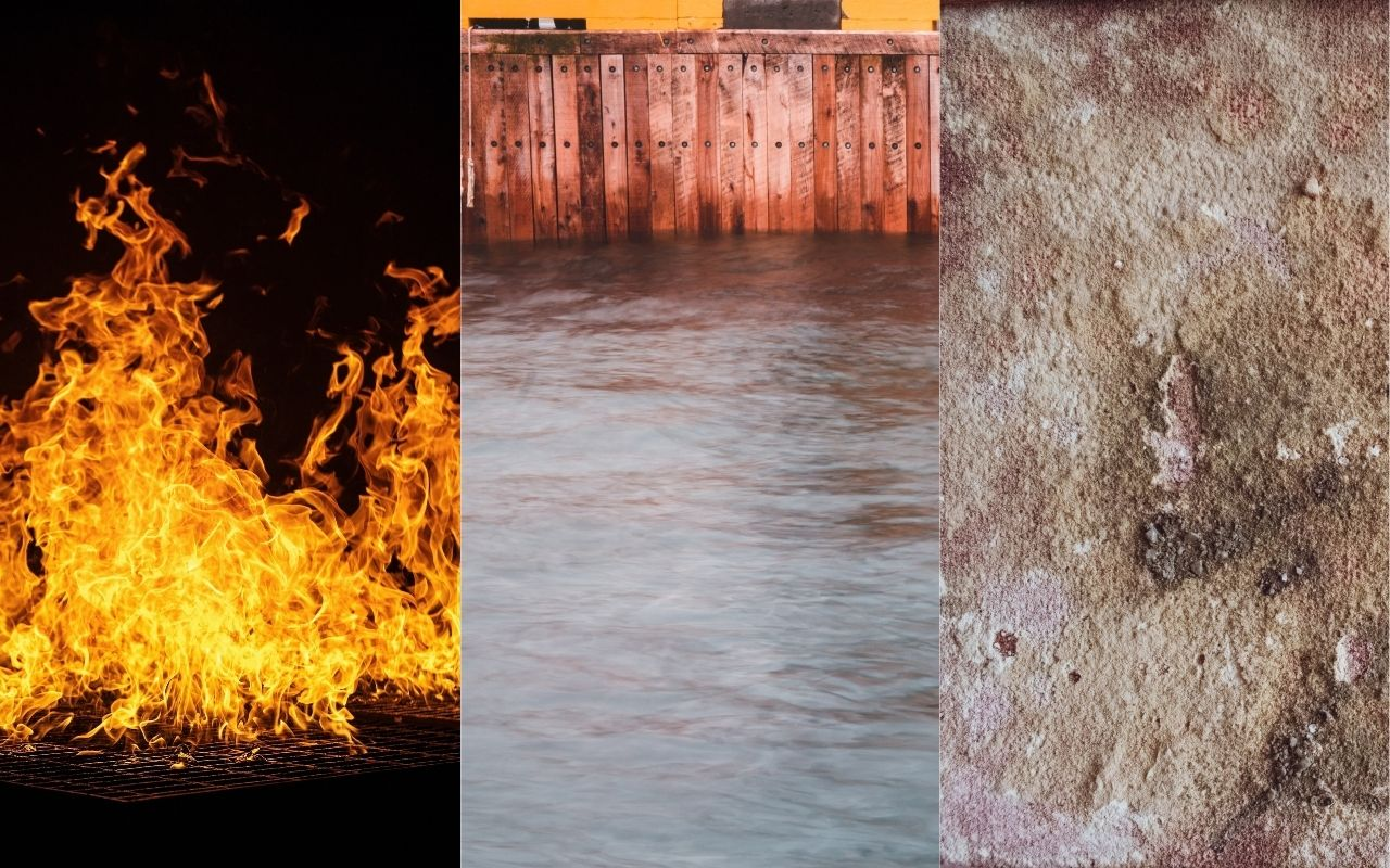 Fire, Water, Mold Prevention