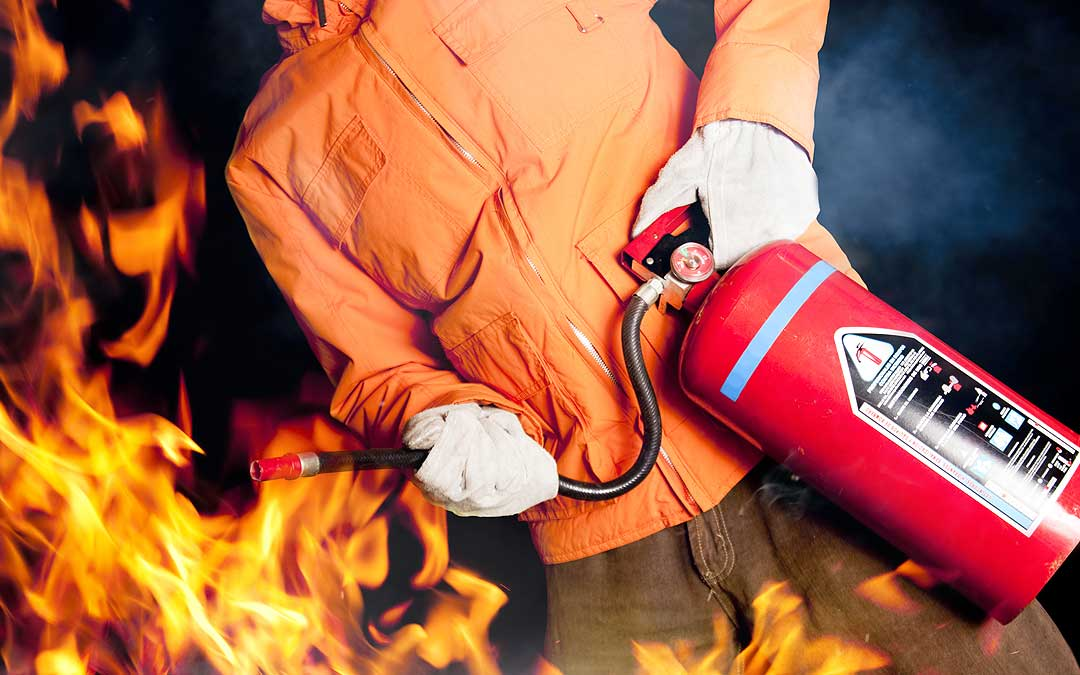 Different Types of Fire Extinguishers & When to Use Them - Restoration 1 of Central Denver